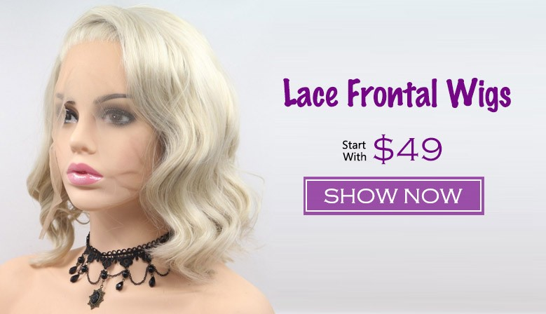 new arrivals lace front wigs
