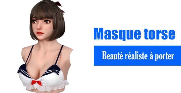 masque torse