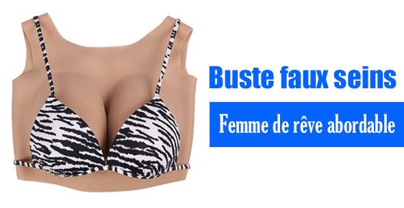 buste faux seins