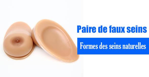 paire de faux seins